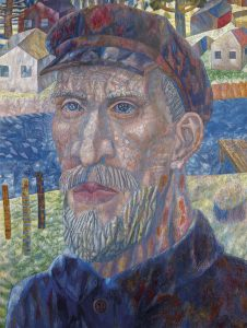 © PAVEL FILONOV - COLLECTIVE FARMER, 1931